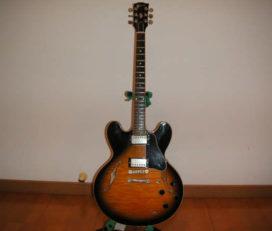 (已售出)Gibson ES335 Reissue