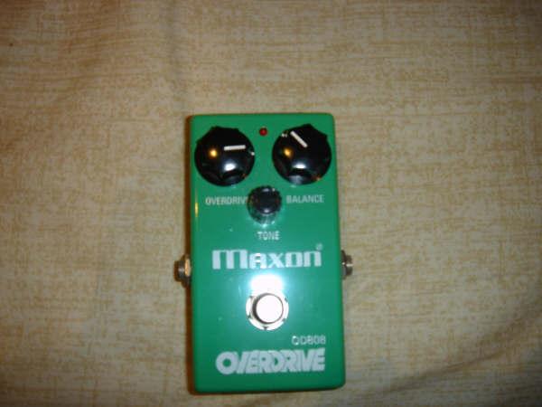 (已售出)Maxon OD-808 Overdrive