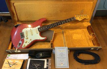 Fender Custom Shop Michael Landau Signature '63 Stratocaster