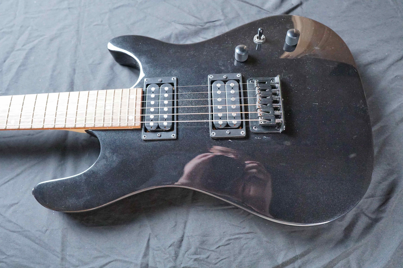 (已售出)Cort KX100電吉他