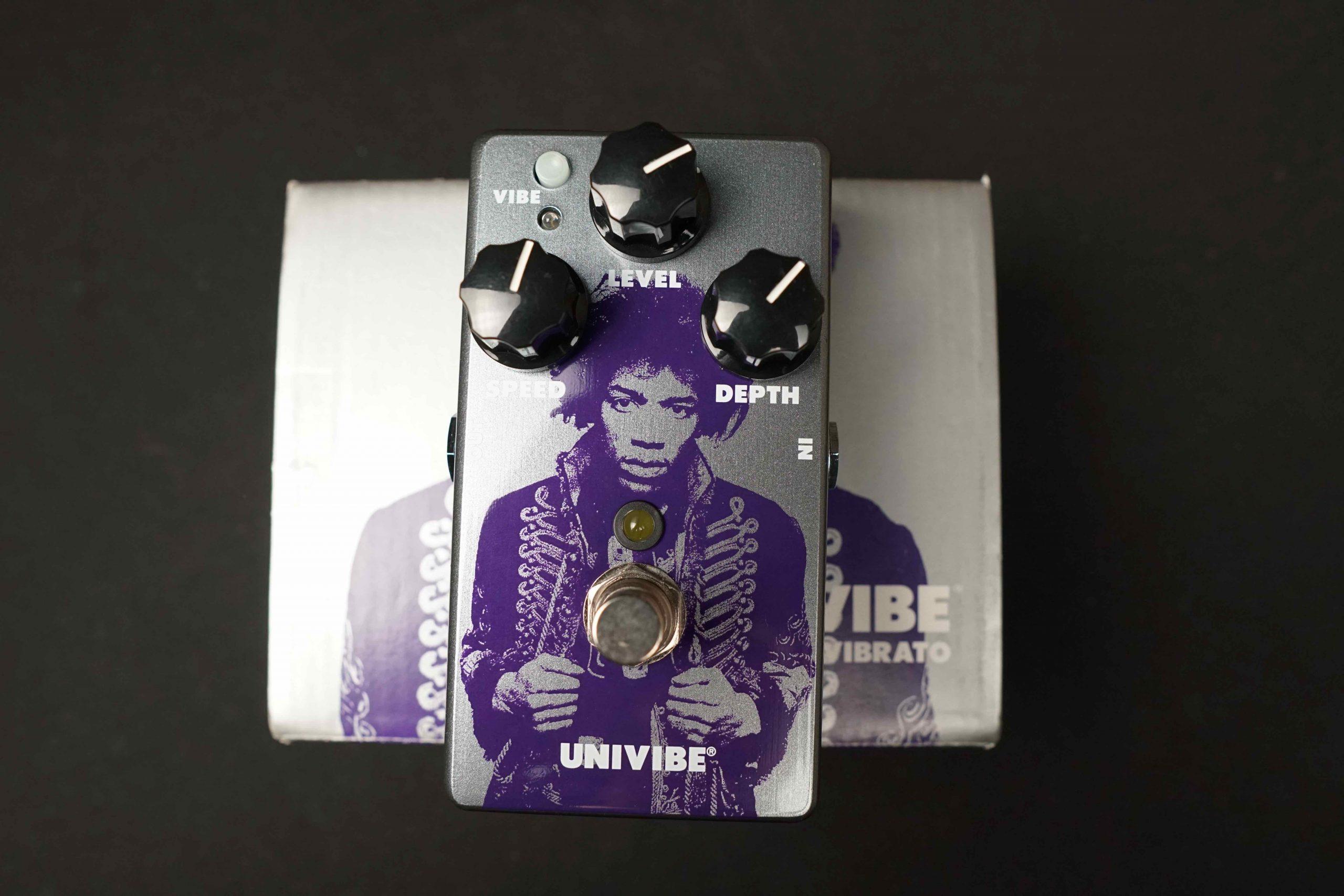 (已售出)(聖誕限時活動)Jimi Hendrix Univibe