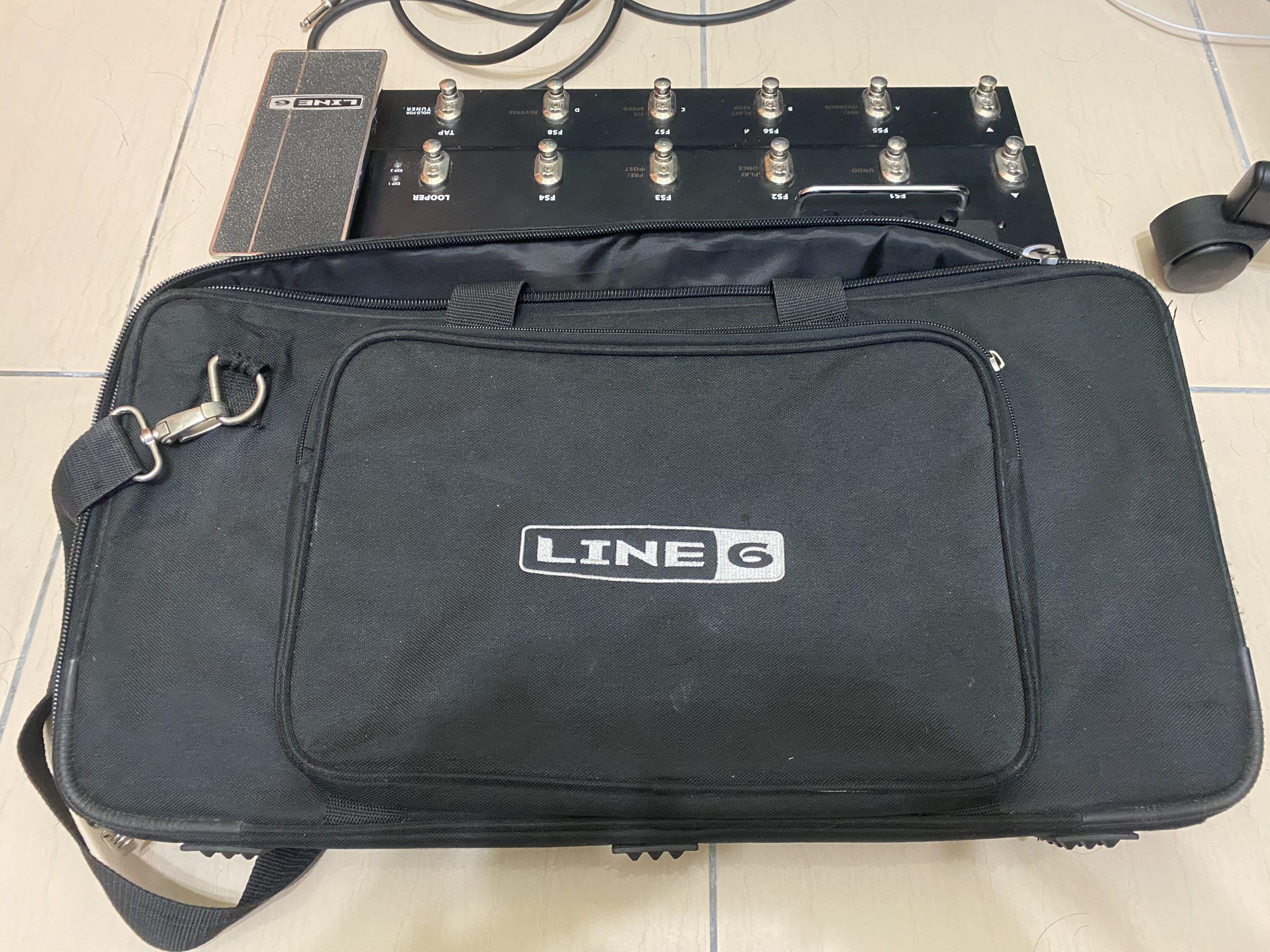 Line6 HD500(已售出)