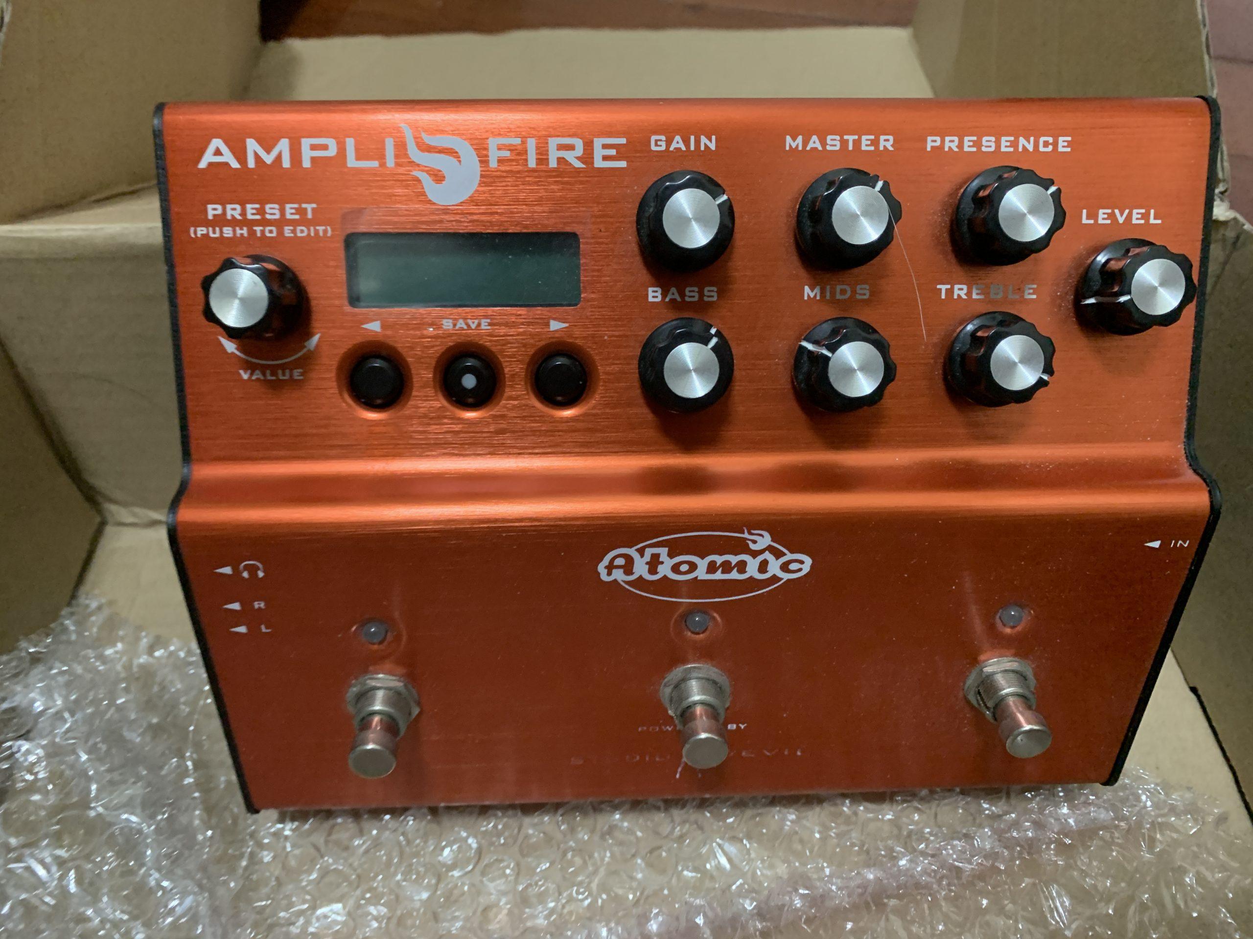 Atomic Ampifire 3