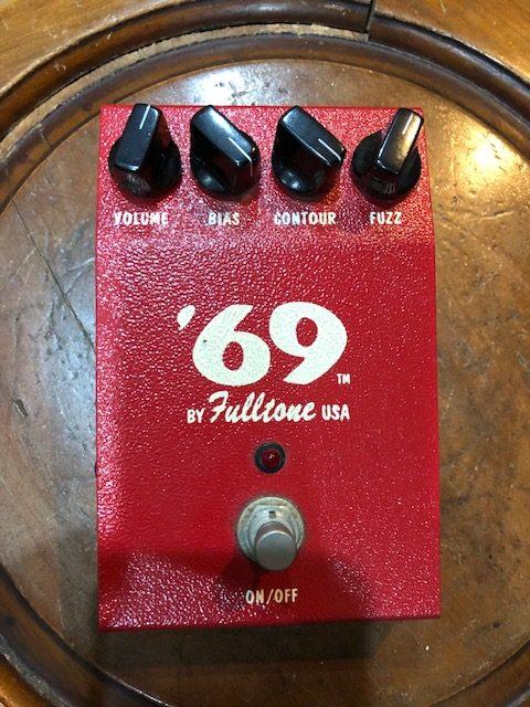 Fulltone 69 Fuzz
