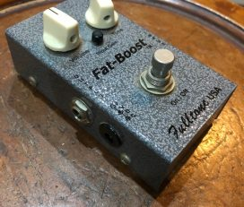 Fulltone Fat Boost