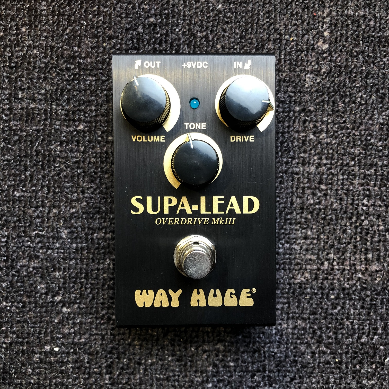 新年優惠 — Way Huge Super-Lead Overdrive MKIII