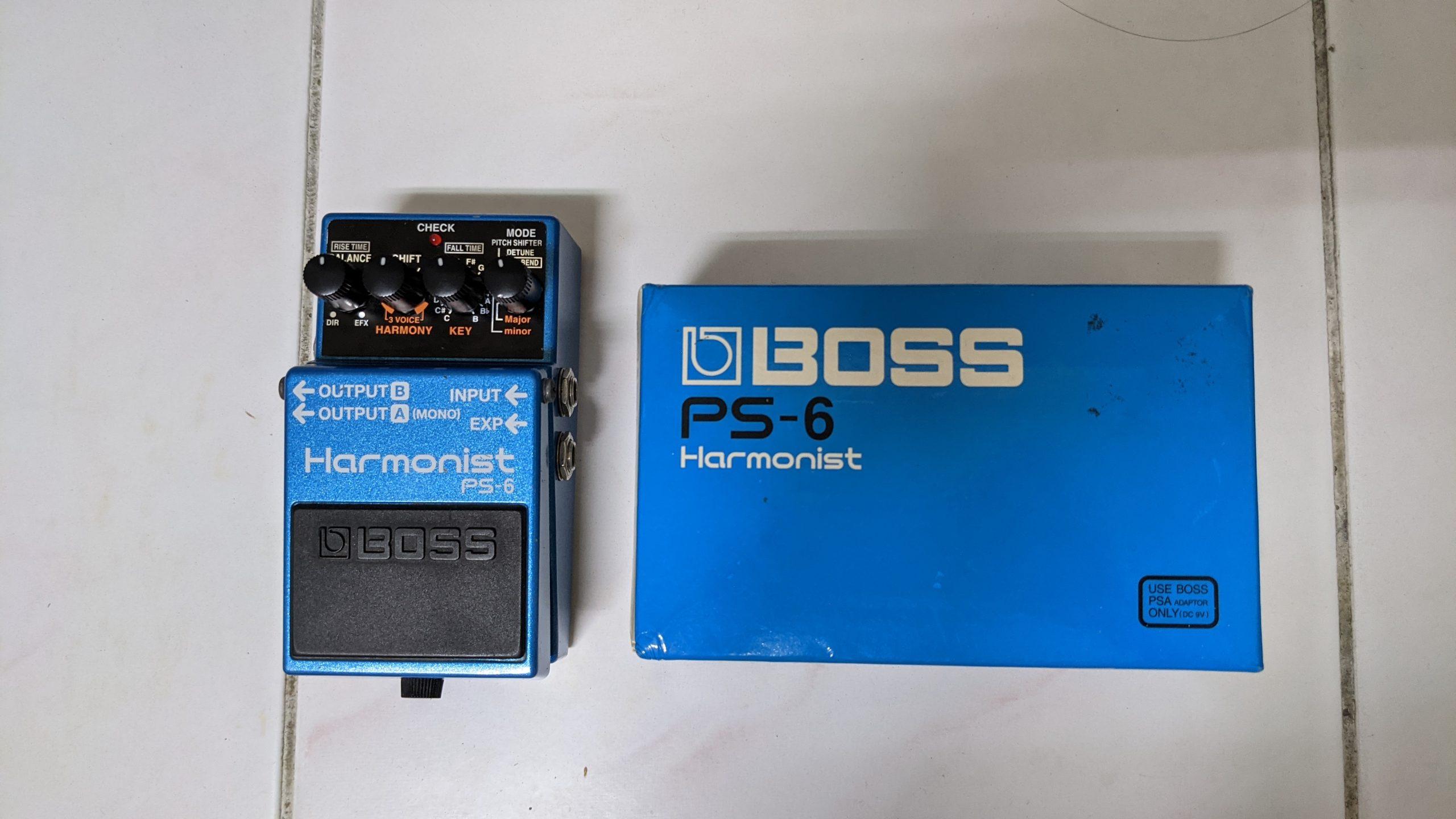 BOSS PS6