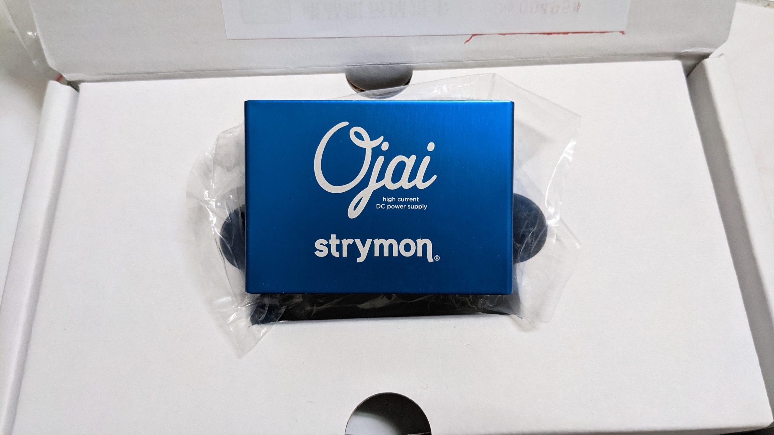 Strymon Ojai Expansion Kit 效果器電源 擴充套件
