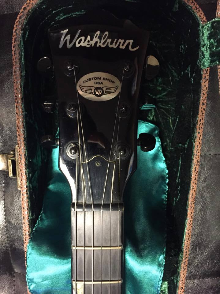 Washburn WI566B Custom Shop