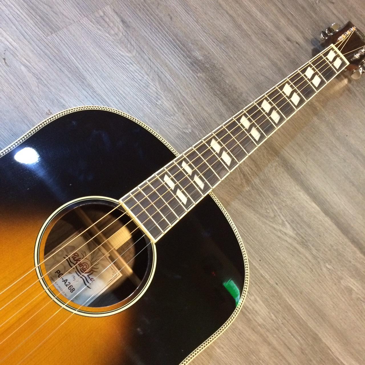 Pukanala PGA-268 全單板 木吉他