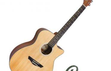 Pursue PSJ-01 雲杉單板 桃花心背側 41吋 民謠吉他