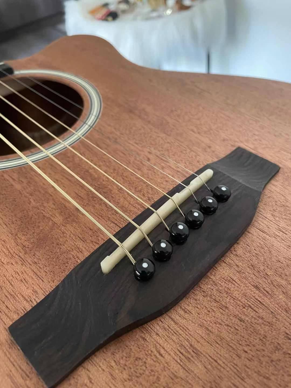 Pukanala PG-GS2C 桃花心木面單 木吉他 旅行吉他