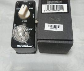 Mooer trelicoptor 顫音效果器