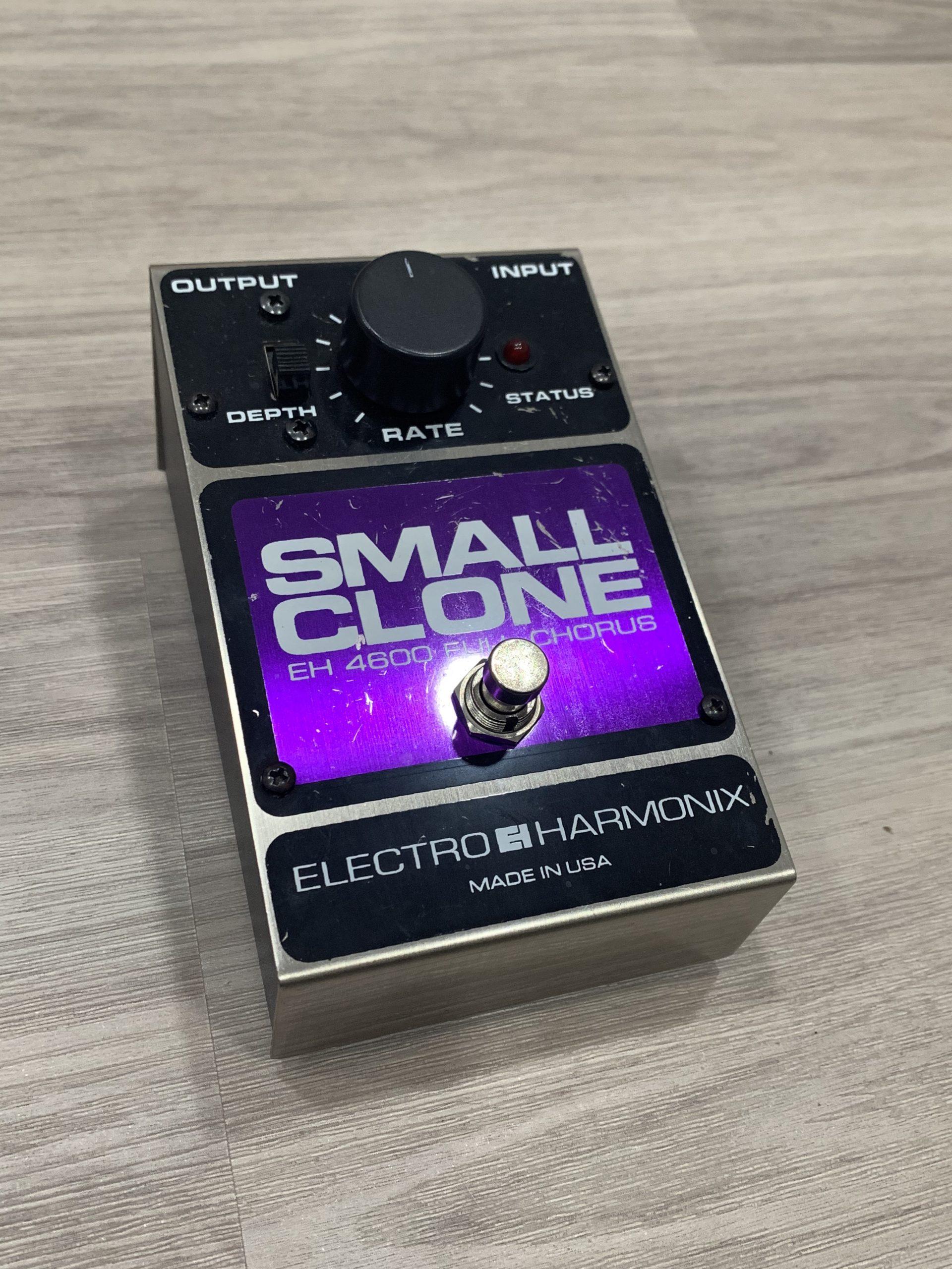 EHX Small Clone Chorus(售出)