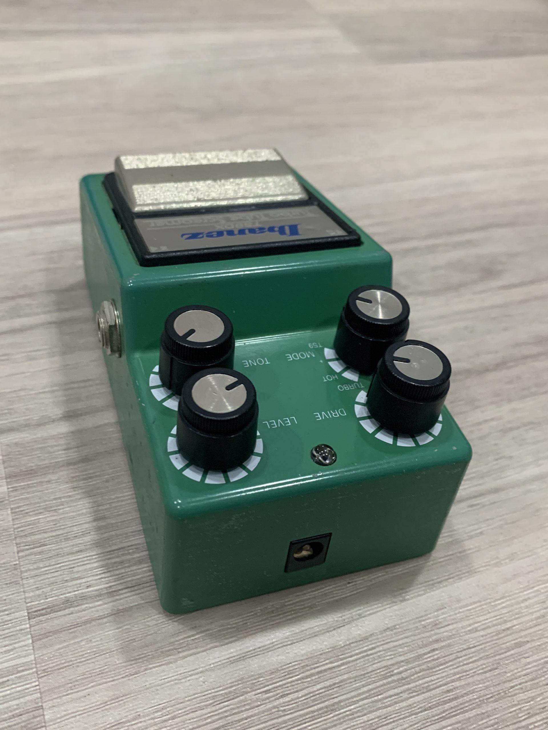 Ibanez TS9DX (售出)