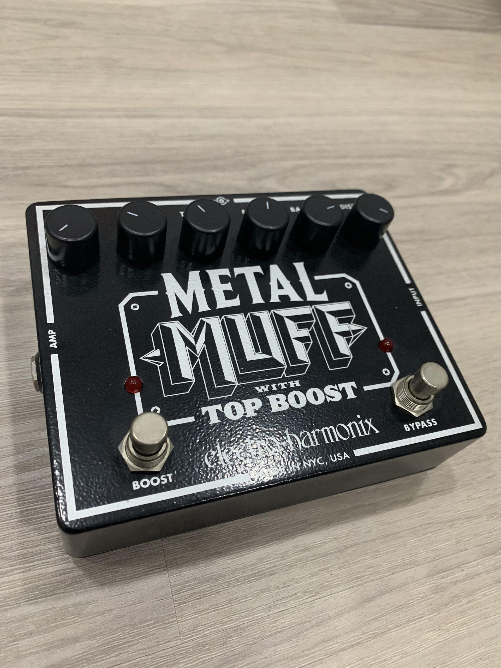 EHX Metal Muff(售出)