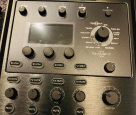 BOSE T4S TONEMATCH  四軌 八音軌個人混音器 數位mixer