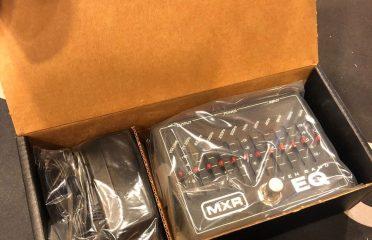 MXR M108 10 Band EQ 吉他專用10段等化器