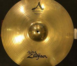"""Zildjian A Custom 20"""" Medium Ride A20519"""