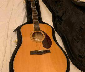 Fender Paramount PM-1木吉他