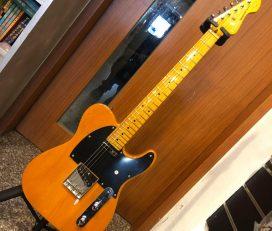 展示琴出清Vintage Reissued V52BS Tele型電吉他