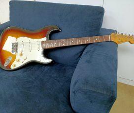 Fender atratocster '62日廠