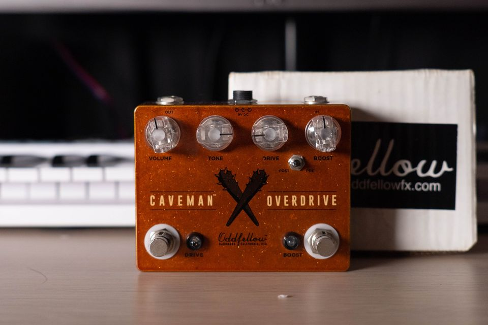 Odd Fellow Caveman V2