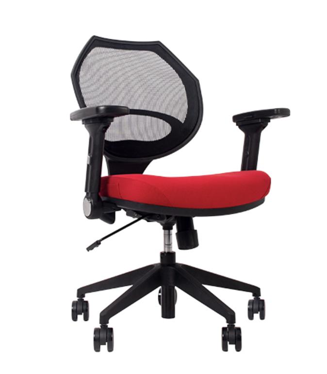 Wavebone  Voyager I 人體工學椅 泡綿座 (安息黑