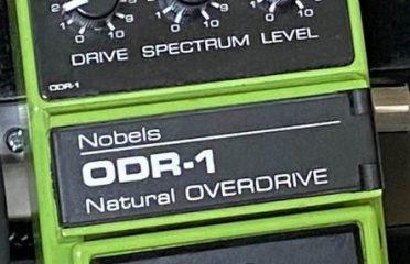 NOBELS ODR-1、NUX NOD-1、VOX TONELAB
