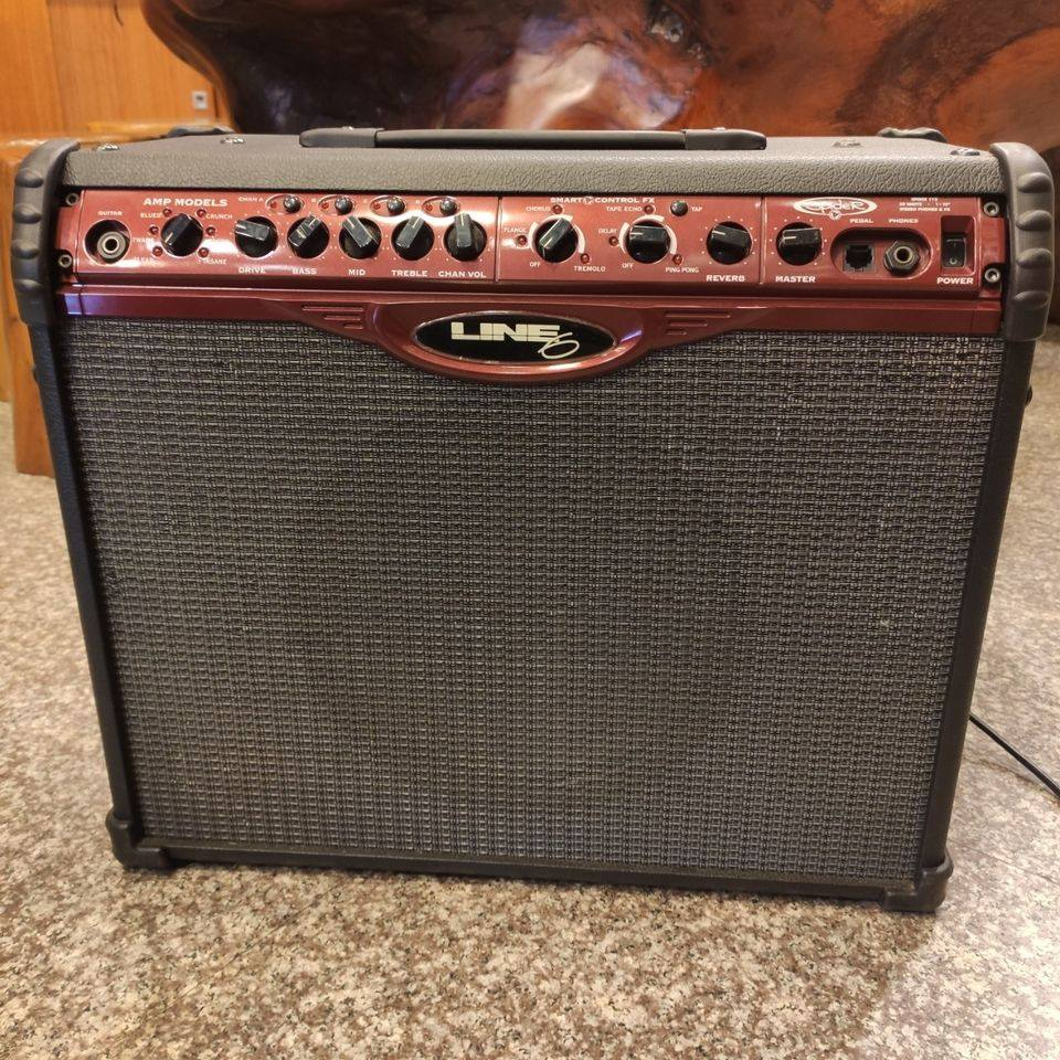 Line 6 Spider 112 50w 吉他音箱