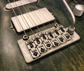 Andreas Blue Shark Electric Guitar 2000稀有精品電吉他 奧地利製造