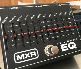 Mxr M-108 EQ效果器