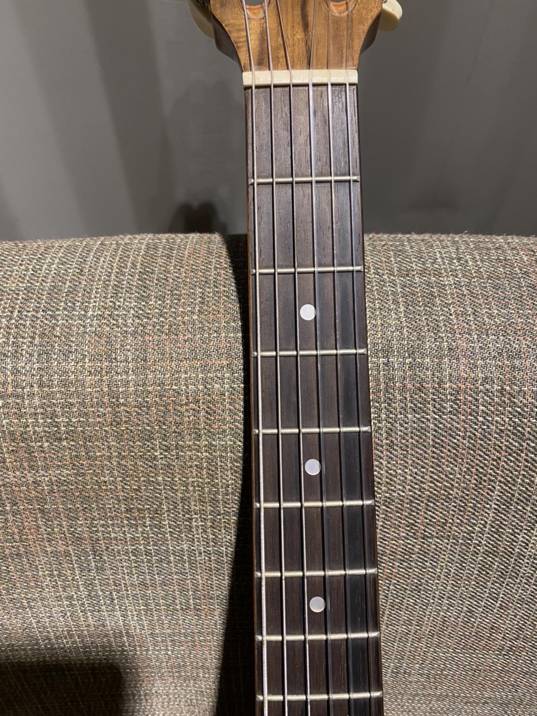 (已售出)跨界古典吉他(14格接桶)Manuel Rodriguez Cross-over Nylon guitar