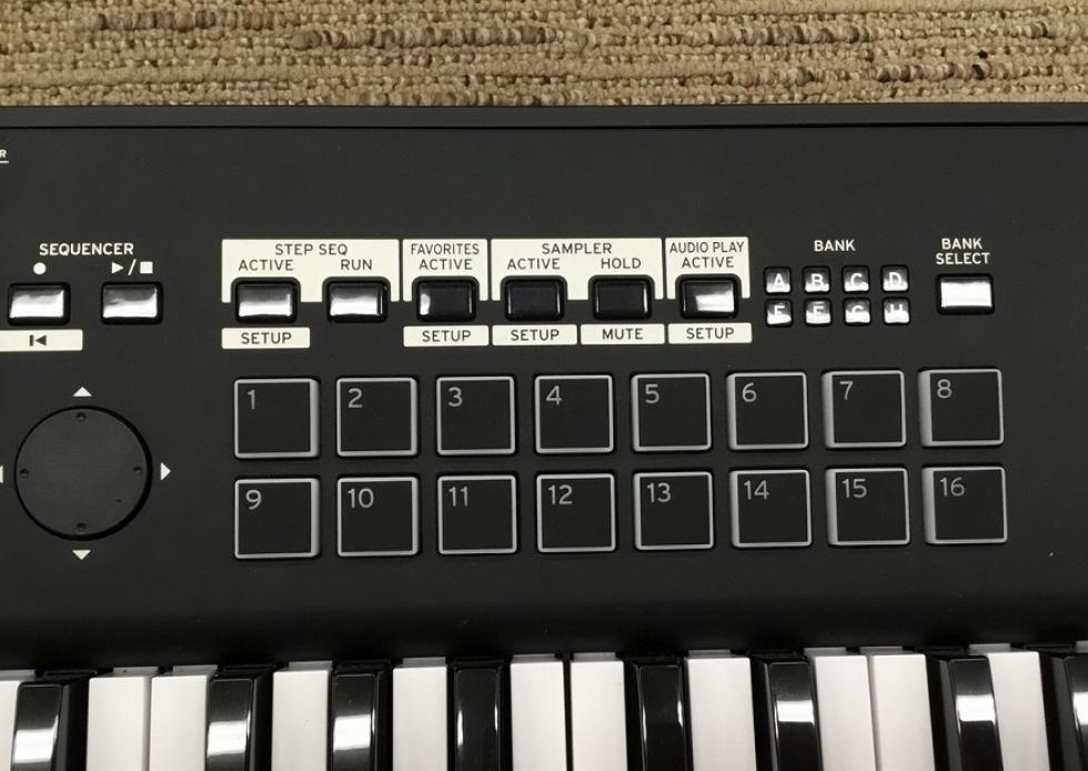 KORG KROSS 2 61 鍵合成器鍵盤工作站