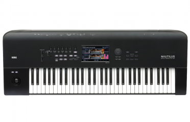 KORG – NAUTILUS 61鍵 合成器 鍵盤工作站