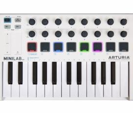 Arturia MiniLab MkII 25鍵 主控鍵盤