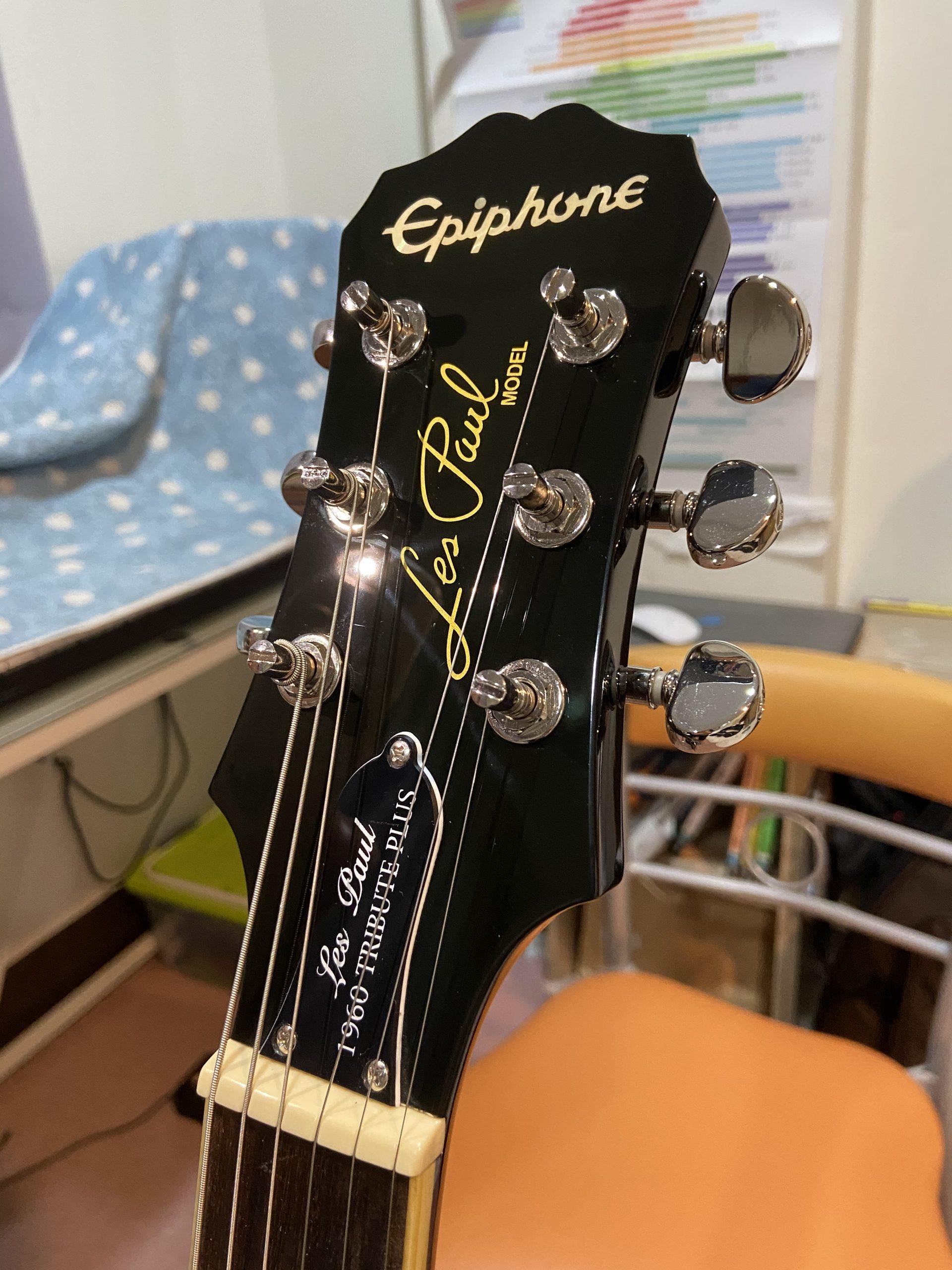 (已售出)Epiphone Les Paul 1960 Tribute Plus