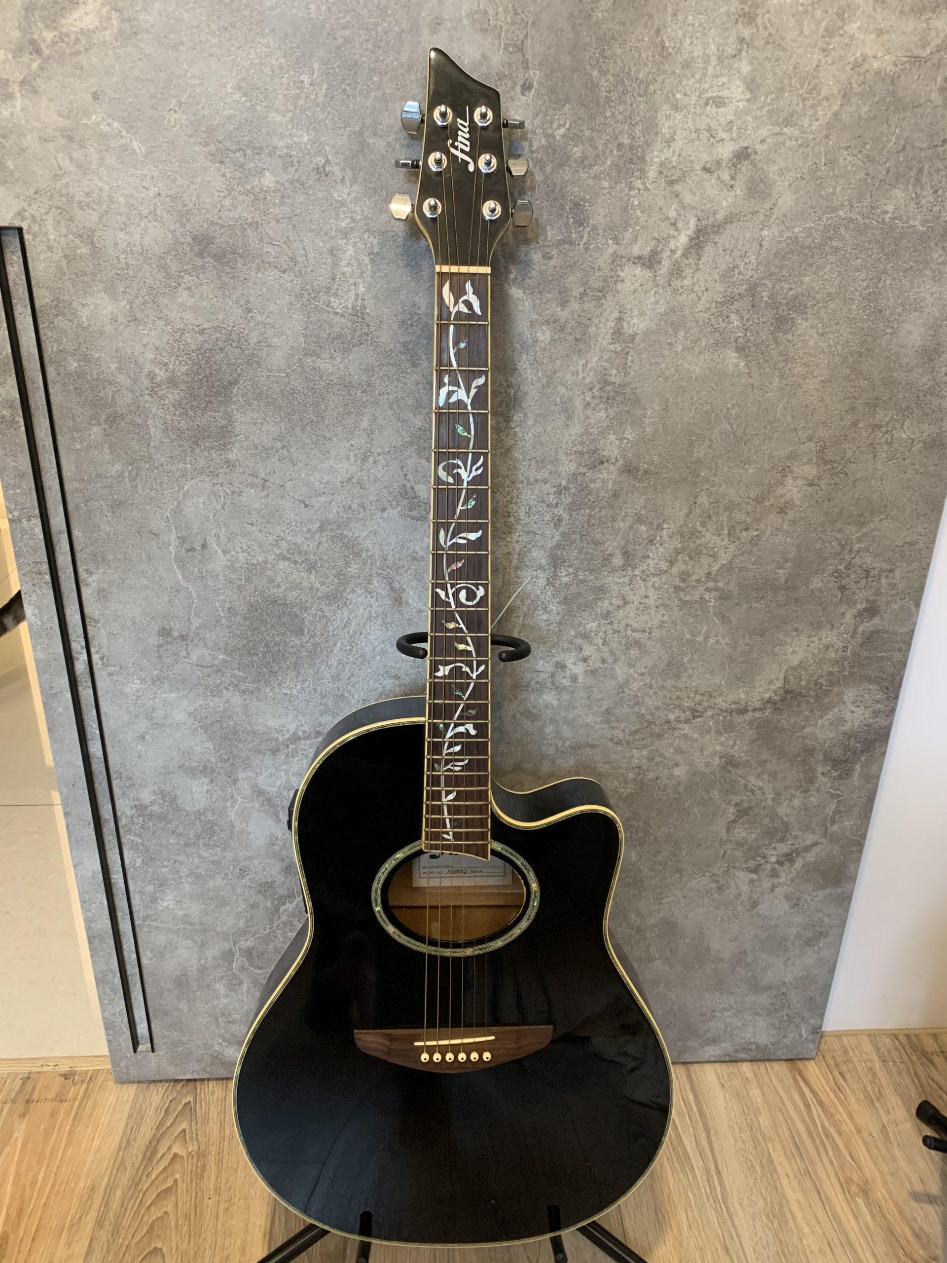 Fina 電木吉他