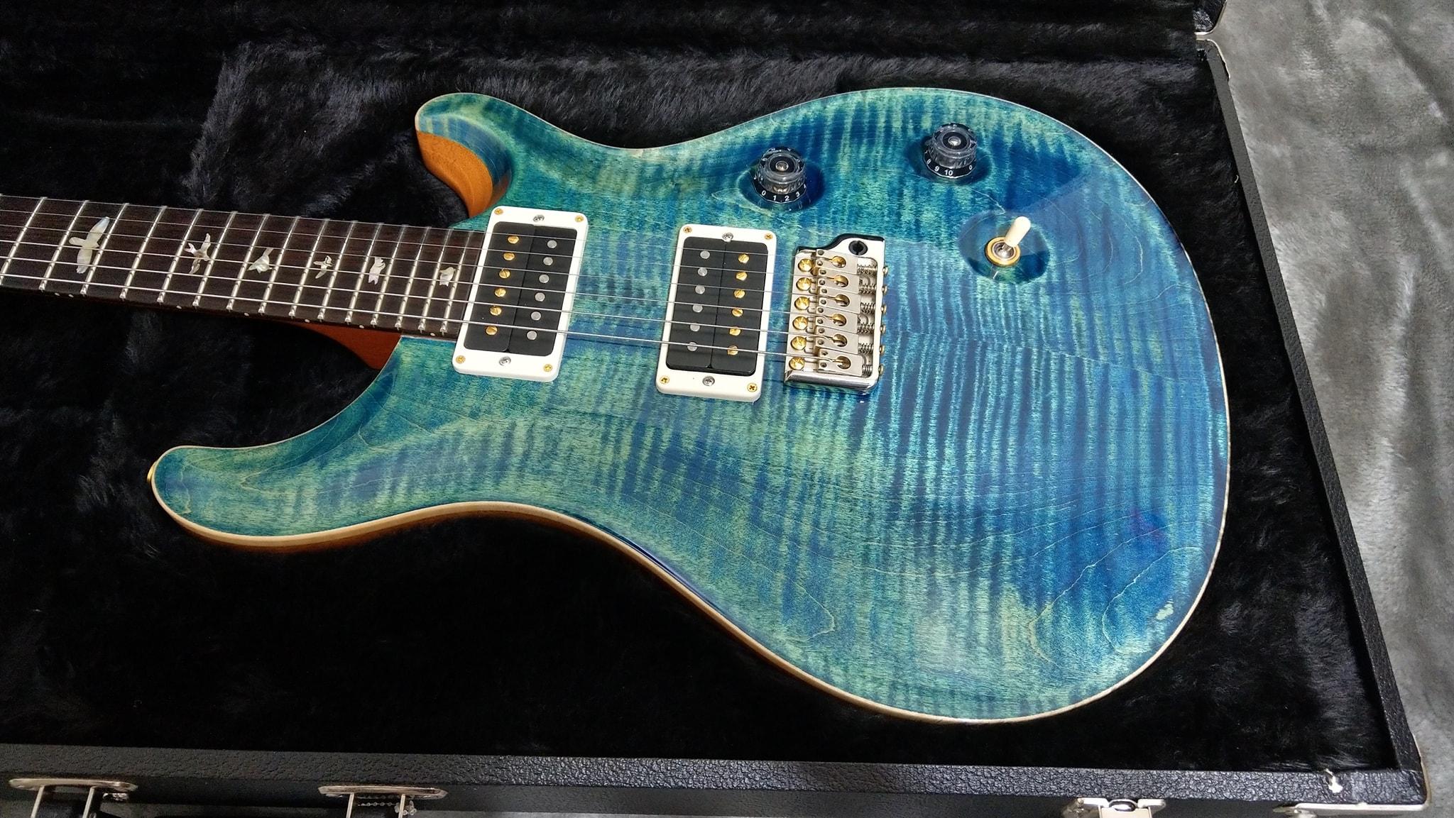 PRS Custom 24 River Blue