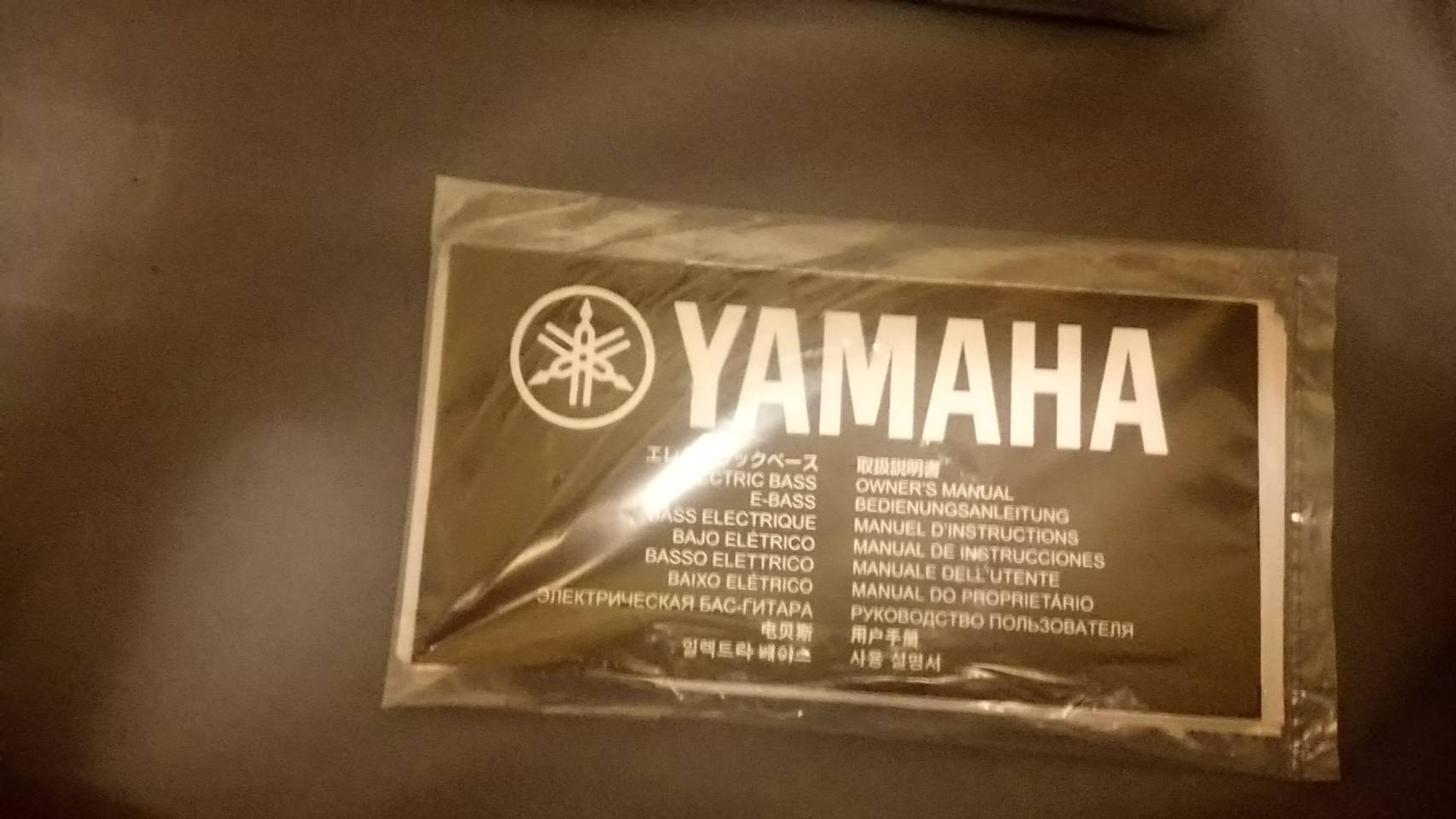 Yamaha BASS 系列示 BB234