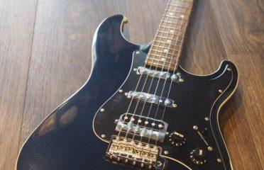 電吉他fender mij 2021 日芬