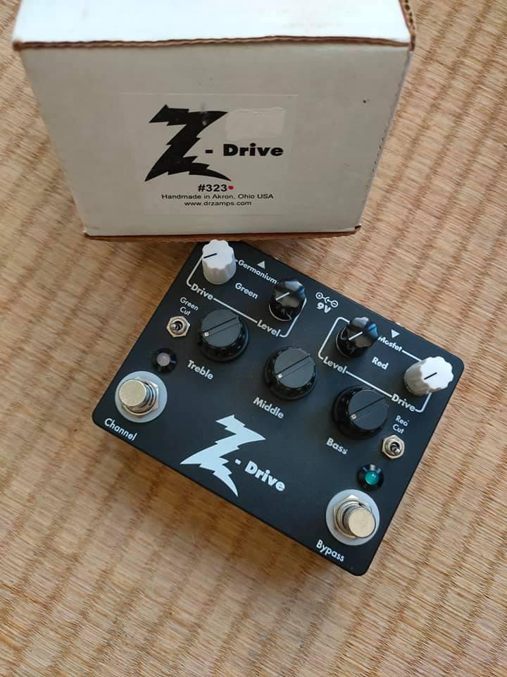Dr.Z – Z Drive
