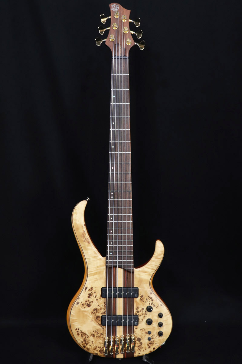 Ibanez BTB-1606 with mike pope preamp