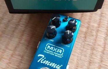 MXR Custom Shop – Timmy