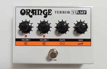 ORANGE TERROR STAMP 地板音箱頭
