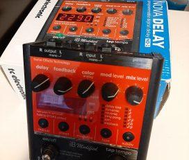TC electronic – ND-1 NOVA DELAY