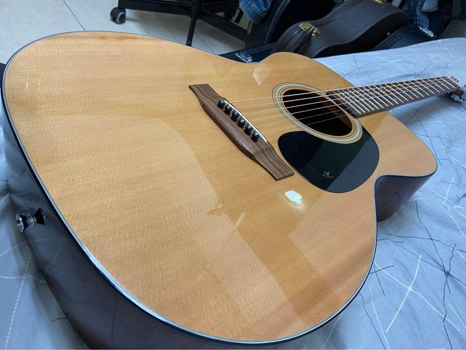K.Yairi YF-00018 全單板木吉他