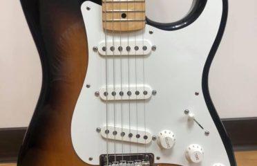 近全新 2017 Fender Mexico Classic Player 50s Stratocaster 漸層菸草