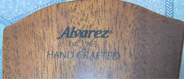 Alvarez 全單電木吉他