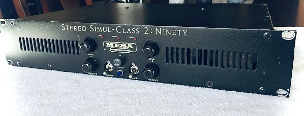 mesa boogie 2:90 power amp